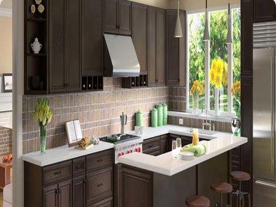 K Series Expresso Instile Cabinet Outlet
